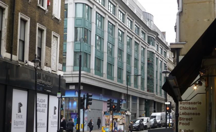 61 Berwick Street,London,2 Bedrooms Bedrooms,Apartment,Berwick Street ,1028